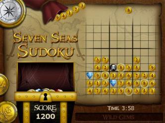 Seven Seas Sudoku