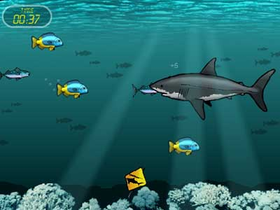 hungry shark megalodon ios