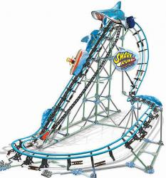 Shark Run Roller Coaster