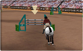 free online horse jumping games