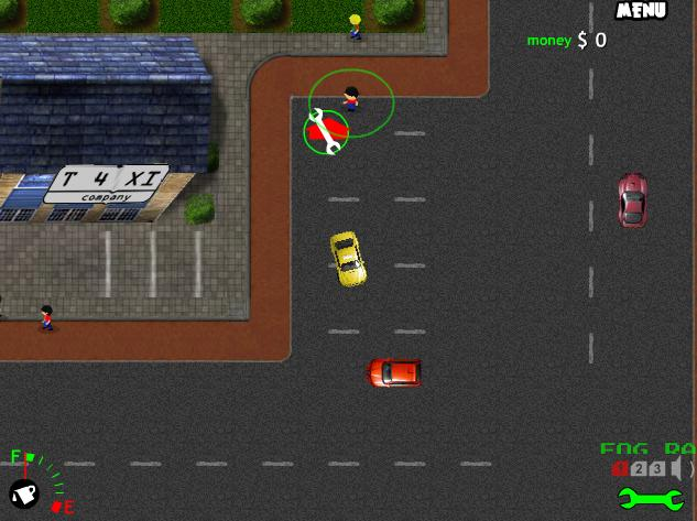 play free online sim taxi 3 game