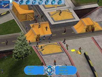 Skateboard park tycoon screenshots 1.