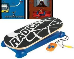 Skateboard Plug And Play Game