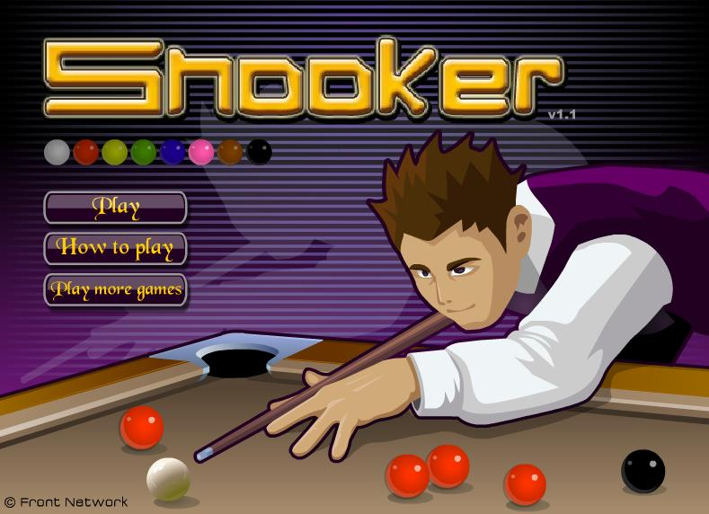 snooker online play