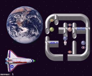 Space Docker Sokoban