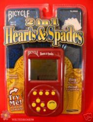 Hearts and Spades Handheld