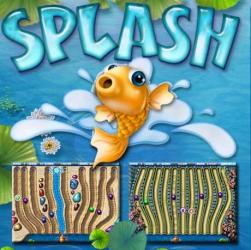 Splash fish pond game mac fish shooting water to balls for for Koi pond game online