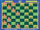 Spongebob Checkers online game