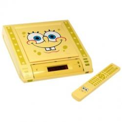 SpongeBob SquarePants DVD Player