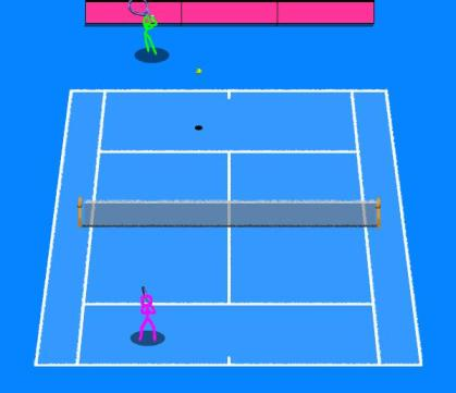 play tennis online fog