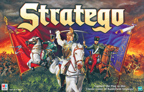 god base til stratego original spillet