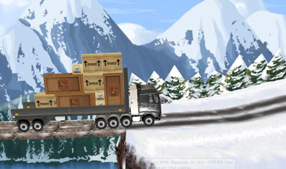 18 wheeler driving simulator online
