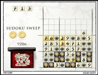 Sudoku Sweep