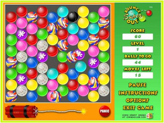 Bubbles Game-cool games for free