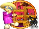Super Granny and Kitties 4
