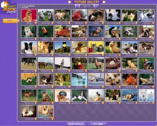 Super Jigsaw Pets