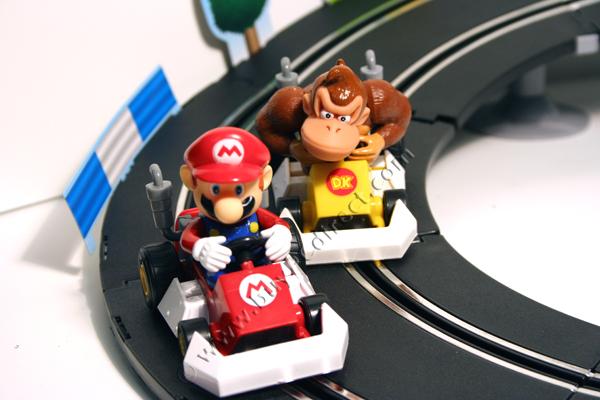 Note Some Mario Kart Race Set