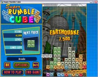 Super Rumble Cube
