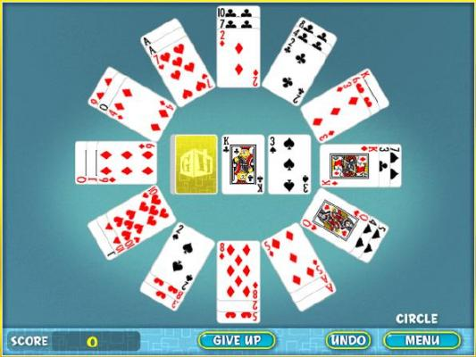 circle card game