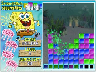 Super SpongeBob Collapse