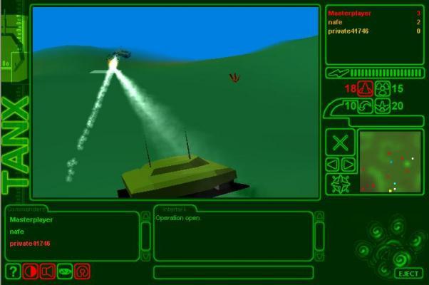 2 player tank games online