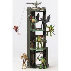 Teenage Mutant Ninja Turtles Monster Tower playset