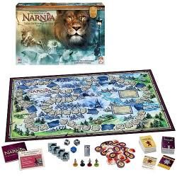 The Chronicles of Narnia The Lion Board Game