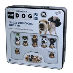 The Dog Chess Set