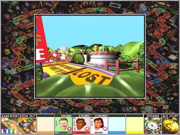 play the game of life free online play