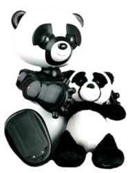 The Interactive Robotic Panda