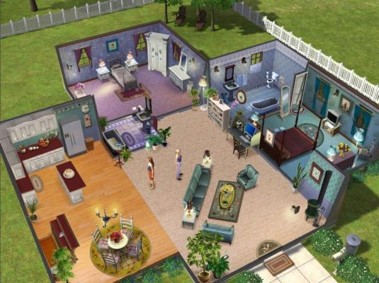 create millions of unique sims and control their lives customize their appearances and personalities build their homes design everything from - Designing A House Game