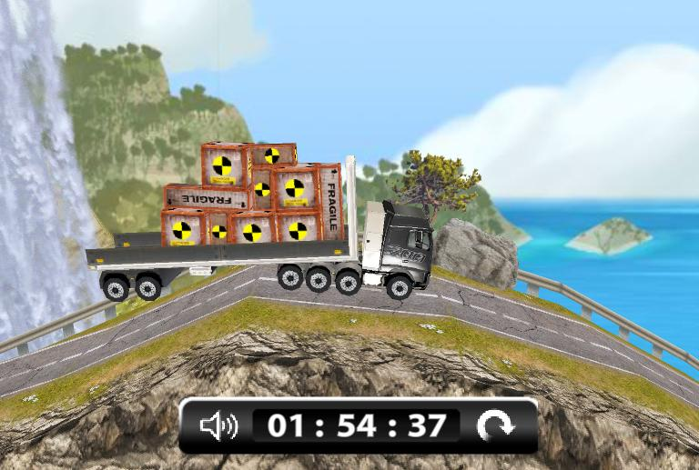 Wheeler Heavy Cargo - Play The Free Game Online