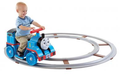 Thomas and Friends Train with Track