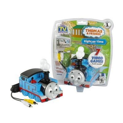 thomas the tank engine 2 games player