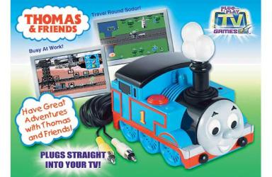 Thomas the Tank Engine TV game