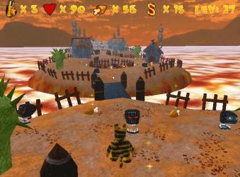 Tigra Adventures 3D