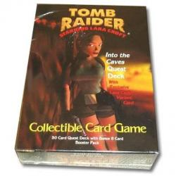 Tomb Raider Into The Caves Quest deck