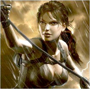 add michael TOMB RAIDER