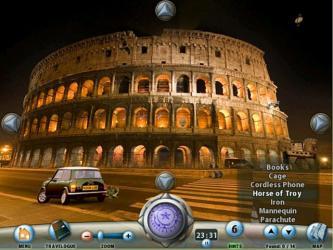 Travelogue 360 Rome