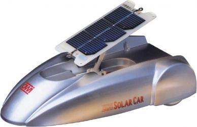 Triple Action Solar Car