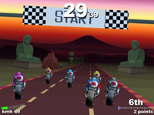 Play free Turbo Motorcycle Spirit XT online games