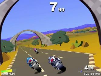 Turbo Motorcycle Spirit XT