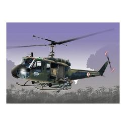 UH-1 Huey Helicopter US Army Vietnam