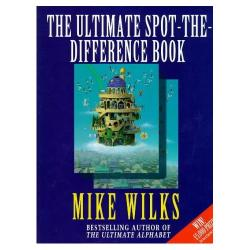 Ultimate Spot the Difference Book