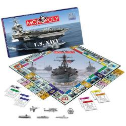 US Navy Monopoly