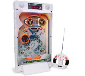 Vertical Electronic Pinball Game
