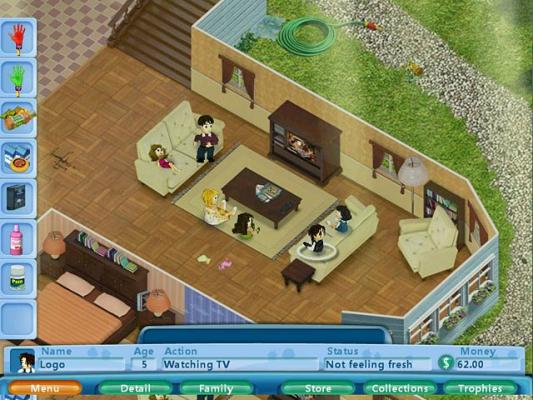 want to play sims online