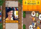 Virtual Petanque Cafe Clicquot online game