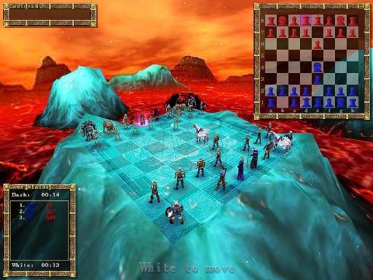 fantasy chess online