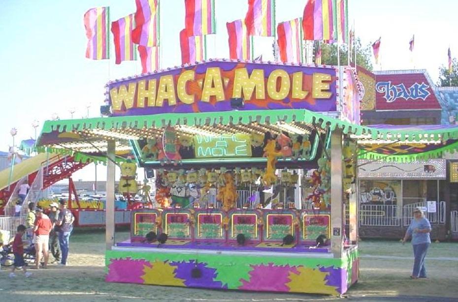 Gallery for amusement park game stands for Amusement park decoration games
